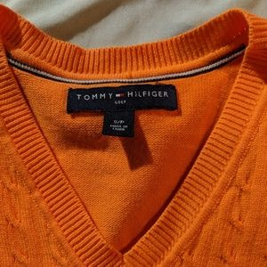 Tommy Hilfiger Sweaters - Tommy Hilfiger Mens small sweater vest